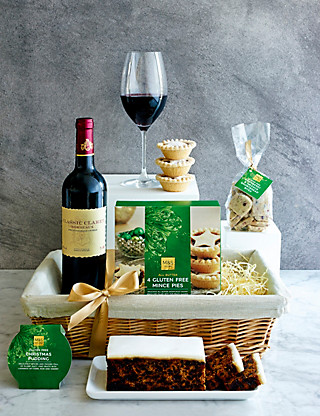www.Lifeandsoullifestyle.com – Free From Christmas Guide - m n s gluten free hamper