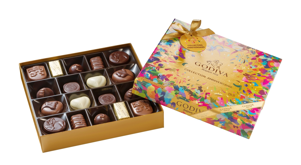 marketing mix of godiva chocolates