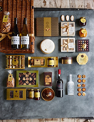 www.Lifeandsoullifestyle.com - Marks & Spencer Luxury Festive Celebration Hamper